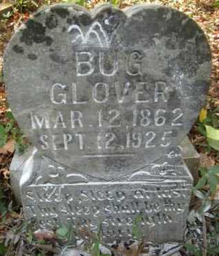 GLOVER, BUG - Bienville County, Louisiana | BUG GLOVER - Louisiana Gravestone Photos