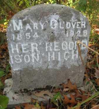 GLOVER, MARY - Bienville County, Louisiana   MARY GLOVER - Louisiana Gravestone Photos