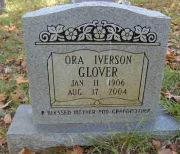 IVERSON GLOVER, ORA - Bienville County, Louisiana | ORA IVERSON GLOVER - Louisiana Gravestone Photos