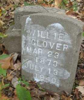 GLOVER, WILLIE - Bienville County, Louisiana | WILLIE GLOVER - Louisiana Gravestone Photos