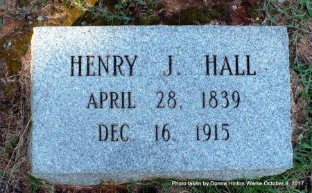 HALL, HENRY JERNIGAN - Bienville County, Louisiana | HENRY JERNIGAN HALL - Louisiana Gravestone Photos