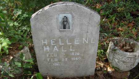 HALL, HELLEN L - Bienville County, Louisiana | HELLEN L HALL - Louisiana Gravestone Photos