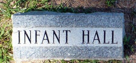 HALL, INFANT - Bienville County, Louisiana   INFANT HALL - Louisiana Gravestone Photos