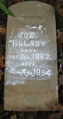 HULABY, JOE - Bienville County, Louisiana   JOE HULABY - Louisiana Gravestone Photos