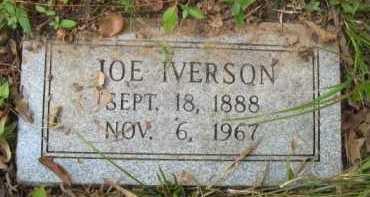 IVERSON, JOE - Bienville County, Louisiana   JOE IVERSON - Louisiana Gravestone Photos