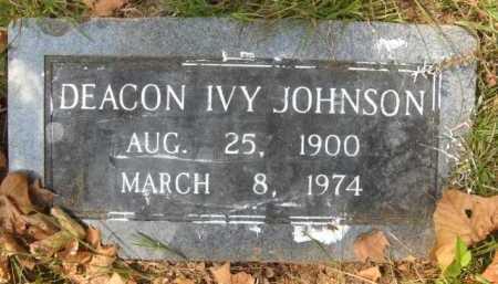 JOHNSON, DEACON IVY - Bienville County, Louisiana | DEACON IVY JOHNSON - Louisiana Gravestone Photos