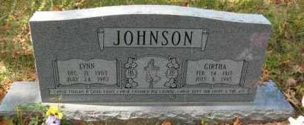 JOHNSON, GIRTHA - Bienville County, Louisiana | GIRTHA JOHNSON - Louisiana Gravestone Photos