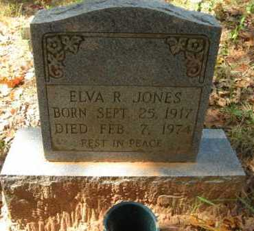JONES, ELVA R - Bienville County, Louisiana | ELVA R JONES - Louisiana Gravestone Photos