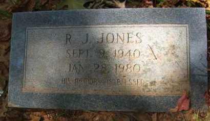 JONES, R J - Bienville County, Louisiana   R J JONES - Louisiana Gravestone Photos