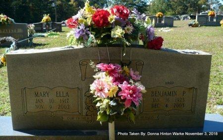 LEE, MARY ELLA - Bienville County, Louisiana   MARY ELLA LEE - Louisiana Gravestone Photos