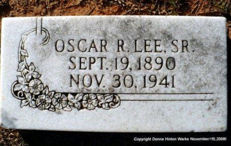 LEE, OSCAR ROLAND SR - Bienville County, Louisiana | OSCAR ROLAND SR LEE - Louisiana Gravestone Photos