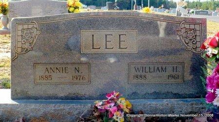LEE, WILLIAM HERBERT - Bienville County, Louisiana | WILLIAM HERBERT LEE - Louisiana Gravestone Photos