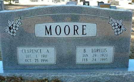 MOORE, BEA LORELIS NIX - Bienville County, Louisiana | BEA LORELIS NIX MOORE - Louisiana Gravestone Photos