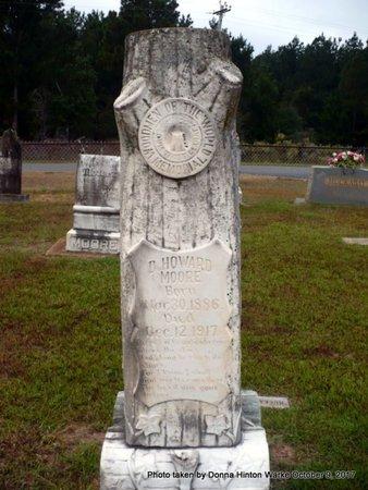 MOORE, DEMPSY HOWARD - Bienville County, Louisiana | DEMPSY HOWARD MOORE - Louisiana Gravestone Photos