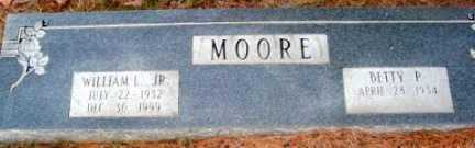 MOORE, WILLIAM L, JR - Bienville County, Louisiana   WILLIAM L, JR MOORE - Louisiana Gravestone Photos