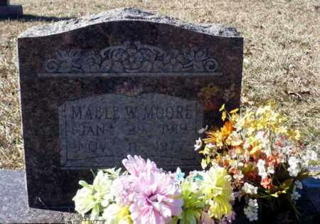 MOORE, MABLE - Bienville County, Louisiana | MABLE MOORE - Louisiana Gravestone Photos