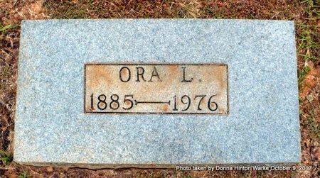 MOORE, ORA - Bienville County, Louisiana | ORA MOORE - Louisiana Gravestone Photos
