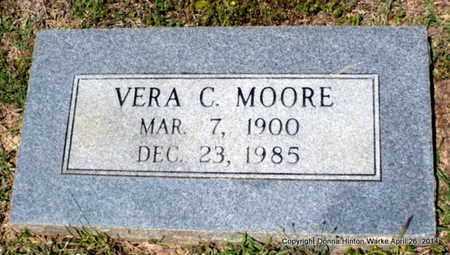 MOORE, VERA - Bienville County, Louisiana | VERA MOORE - Louisiana Gravestone Photos