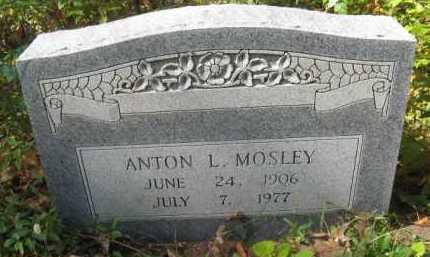 MOSLEY, ANTON L. - Bienville County, Louisiana | ANTON L. MOSLEY - Louisiana Gravestone Photos