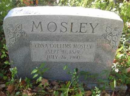 MOSLEY, EDNA - Bienville County, Louisiana | EDNA MOSLEY - Louisiana Gravestone Photos
