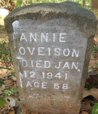 OVELSON, ANNIE - Bienville County, Louisiana | ANNIE OVELSON - Louisiana Gravestone Photos