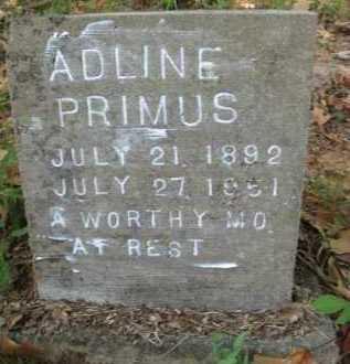 PRIMUS, ADLINE - Bienville County, Louisiana | ADLINE PRIMUS - Louisiana Gravestone Photos