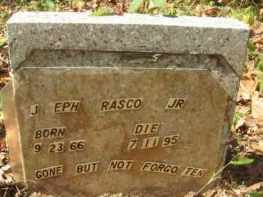 RASCO, J(OS)EPH, JR - Bienville County, Louisiana   J(OS)EPH, JR RASCO - Louisiana Gravestone Photos