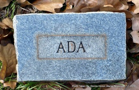 UNKNOWN, ADA - Bienville County, Louisiana | ADA UNKNOWN - Louisiana Gravestone Photos