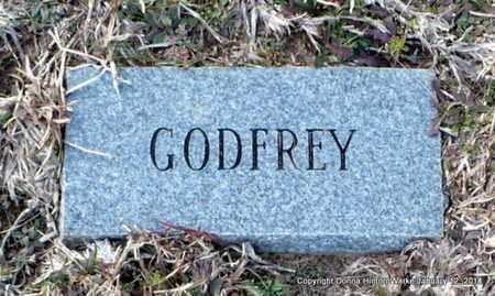 UNKNOWN, GODFREY - Bienville County, Louisiana   GODFREY UNKNOWN - Louisiana Gravestone Photos