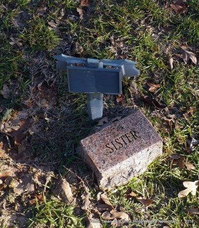 UNKNOWN, SISTER - Bienville County, Louisiana | SISTER UNKNOWN - Louisiana Gravestone Photos