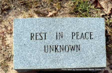 UNKNOWN, UNKNOWN - Bienville County, Louisiana   UNKNOWN UNKNOWN - Louisiana Gravestone Photos