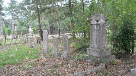 ADGER, FAMILY PLOT - Bossier County, Louisiana   FAMILY PLOT ADGER - Louisiana Gravestone Photos