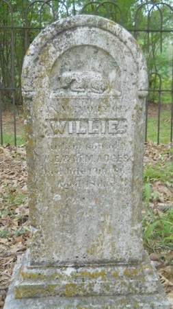 ADGER, WILLIE - Bossier County, Louisiana | WILLIE ADGER - Louisiana Gravestone Photos