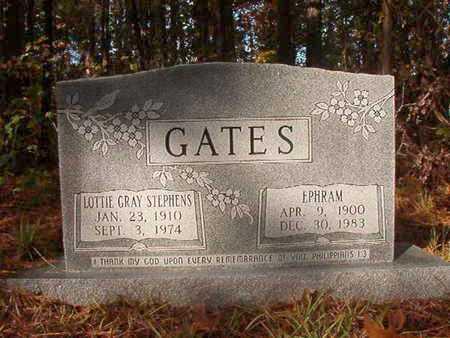 GATES, EPHRAM - Bossier County, Louisiana | EPHRAM GATES - Louisiana Gravestone Photos