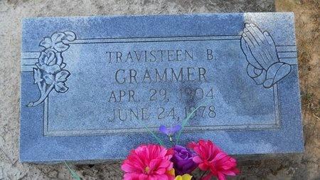 GRAMMER, TRAVISTEEN B - Bossier County, Louisiana | TRAVISTEEN B GRAMMER - Louisiana Gravestone Photos