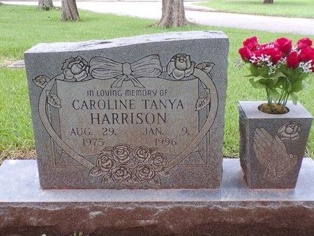 HARRISON, CAROLINA TANYA - Bossier County, Louisiana | CAROLINA TANYA HARRISON - Louisiana Gravestone Photos