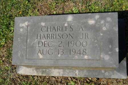 HARRISON, CHARLES A, JR - Bossier County, Louisiana | CHARLES A, JR HARRISON - Louisiana Gravestone Photos
