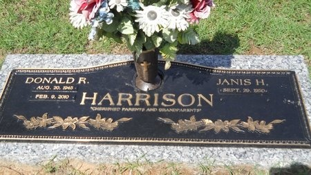 HARRISON, DONALD R - Bossier County, Louisiana   DONALD R HARRISON - Louisiana Gravestone Photos