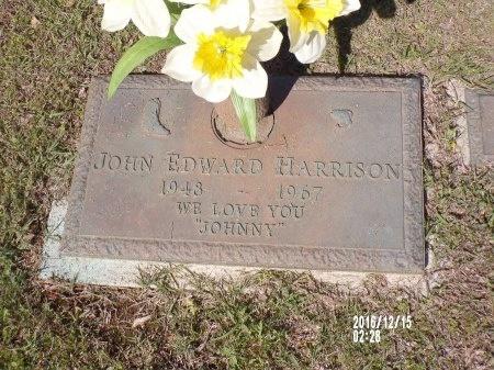 HARRISON, JOHN EDWARD - Bossier County, Louisiana | JOHN EDWARD HARRISON - Louisiana Gravestone Photos