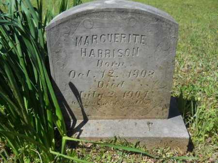 HARRISON, MARGUERITE - Bossier County, Louisiana   MARGUERITE HARRISON - Louisiana Gravestone Photos