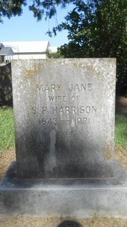 HARRISON, S P - Bossier County, Louisiana | S P HARRISON - Louisiana Gravestone Photos