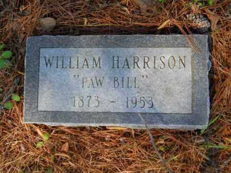 HARRISON, WILLIAM - Bossier County, Louisiana | WILLIAM HARRISON - Louisiana Gravestone Photos