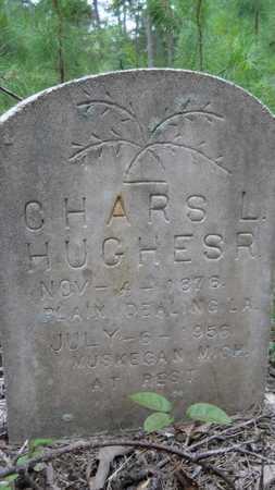 HUGHES, CHARS L - Bossier County, Louisiana   CHARS L HUGHES - Louisiana Gravestone Photos