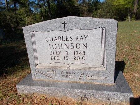 JOHNSON, CHARLES RAY - Bossier County, Louisiana | CHARLES RAY JOHNSON - Louisiana Gravestone Photos