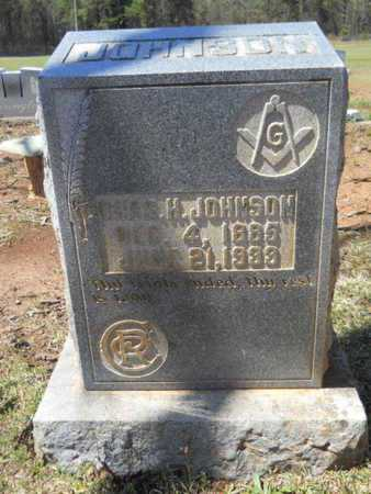 JOHNSON, CHARLES H - Bossier County, Louisiana | CHARLES H JOHNSON - Louisiana Gravestone Photos