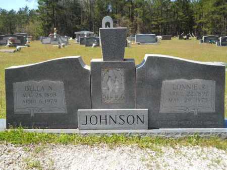 JOHNSON, LONNIE R - Bossier County, Louisiana   LONNIE R JOHNSON - Louisiana Gravestone Photos