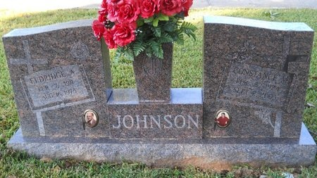 JOHNSON, CONSTANCE M - Bossier County, Louisiana | CONSTANCE M JOHNSON - Louisiana Gravestone Photos