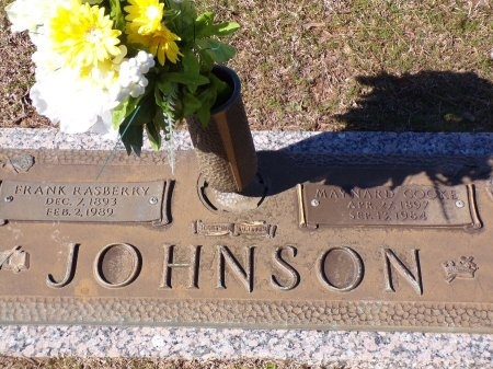 JOHNSON, MAYNARD - Bossier County, Louisiana | MAYNARD JOHNSON - Louisiana Gravestone Photos