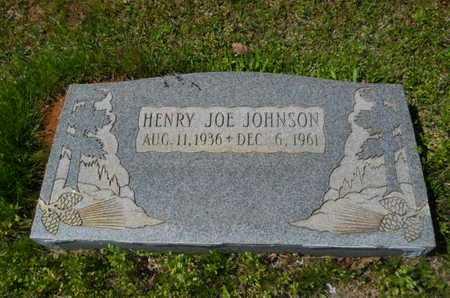 JOHNSON, HENRY JOE - Bossier County, Louisiana | HENRY JOE JOHNSON - Louisiana Gravestone Photos