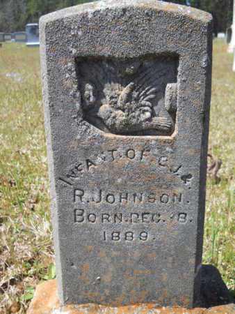JOHNSON, INFANT - Bossier County, Louisiana   INFANT JOHNSON - Louisiana Gravestone Photos